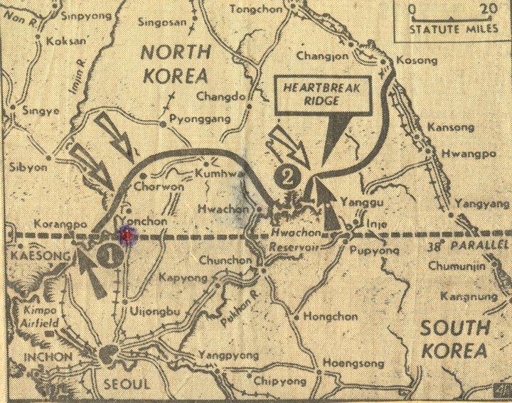 Korean War Educator Memoirs Harold Secor